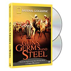 Guns, Germs, and Steel 2-disc DVD Set