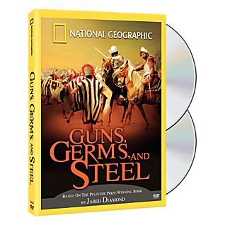 View Guns, Germs, and Steel 2-disc DVD Set image