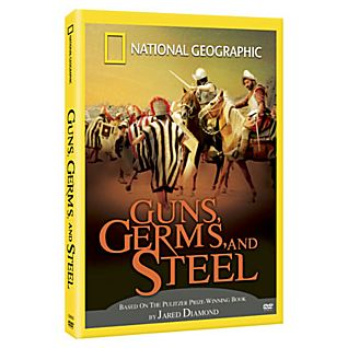 Guns germs and steel 2 disc dvd set