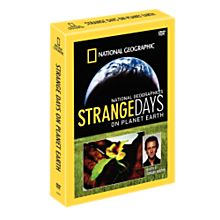 Strange Days on Planet Earth 2 DVD Set