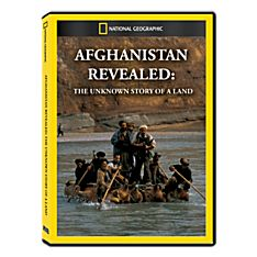 Afghanistan Revealed DVD