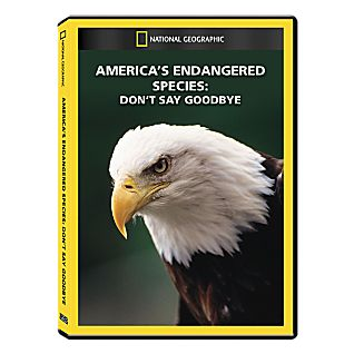 View America's Endangered Species: Don't Say Goodbye DVD Exclusive image