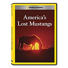 America's Lost Mustangs DVD