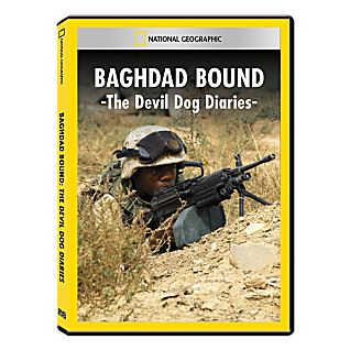 View Baghdad Bound: Devil Dog Diaries DVD Exclusive image