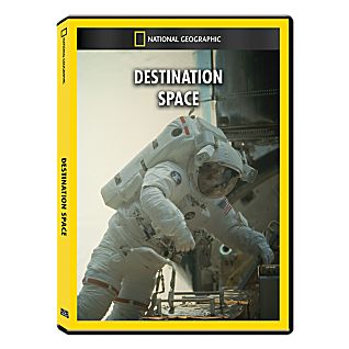 View Destination Space DVD Exclusive image