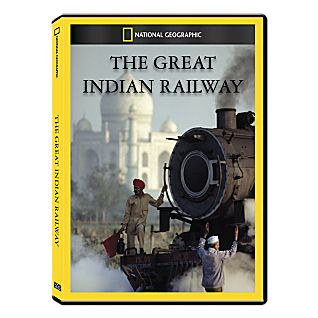 The Great Indian Railway DVD Exclusive