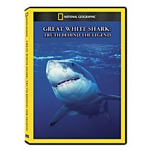Great White Shark: Truth Behind the Legend DVD