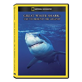 View Great White Shark: Truth Behind the Legend DVD Exclusive image