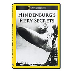 Hindenburg's Fiery Secrets DVD