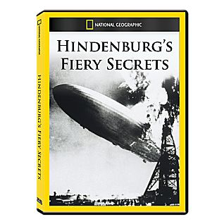 Hindenburg's Fiery Secrets DVD Exclusive
