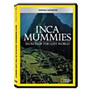 Inca Mummies: Secrets of the Lost World DVD Exclusive