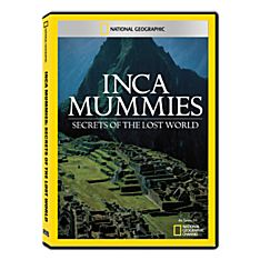 Inca Mummies: Secrets of the Lost World DVD