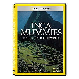 View Inca Mummies: Secrets of the Lost World DVD Exclusive image