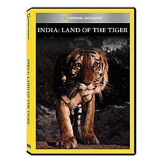 India: Land of the Tiger DVD Exclusive