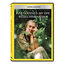 Jane Goodall: My Life with Chimpanzees DVD Exclusive