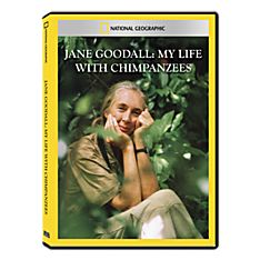 Jane Goodall: My Life with Chimpanzees DVD