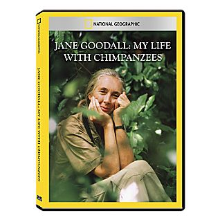 View Jane Goodall: My Life with Chimpanzees DVD Exclusive image