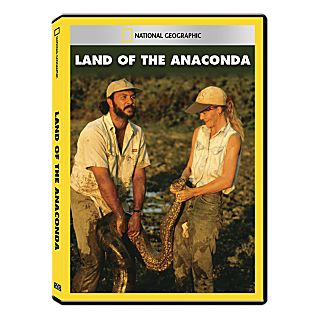 Land of the Anaconda DVD Exclusive