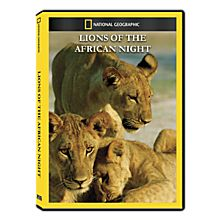 Classic: Lions of the African Night DVD