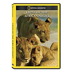 African Wildlife DVD