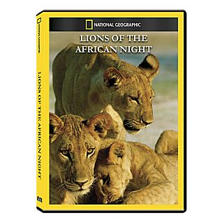 View Classic: Lions of the African Night DVD Exclusive image
