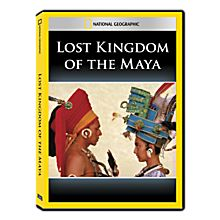 Lost Kingdom of the Maya DVD