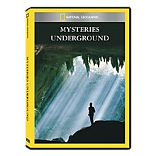 Mysteries Underground DVD Exclusive