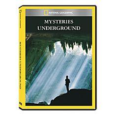 Mysteries Underground DVD