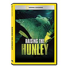 Raising the Hunley DVD