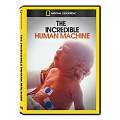 The Incredible Human Machine DVD