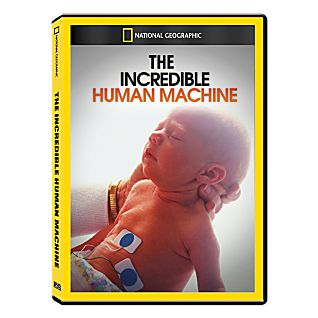 View The Incredible Human Machine DVD Exclusive image