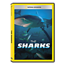 National Geographic Classics: The Sharks DVD Exclusive
