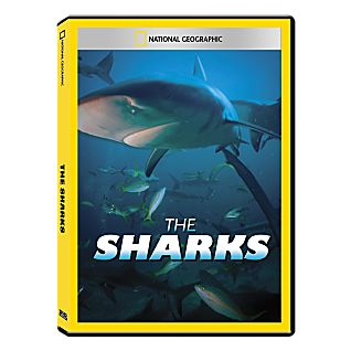 View National Geographic Classics: The Sharks DVD Exclusive image
