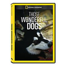 Those Wonderful Dogs DVD
