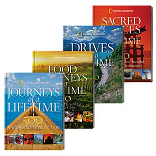 Books of a Lifetime 4 Book Set