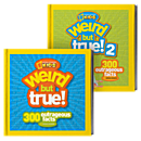 Weird But True 2 Book Set