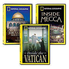 Faiths of the World 3 DVD Set