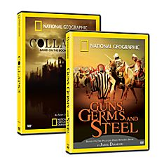 Gun, Germs, and Steel & Collapse 2 DVD Set