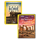 When Rome Ruled and The Roman Empire Classics DVD Sets