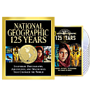 National Geographic 125th Anniversary Book & DVD Set