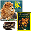 Big Cats Gift Set