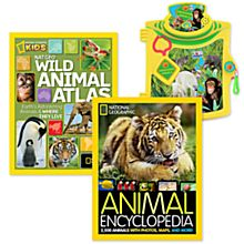 Ultimate Animal Gift Set for Kids