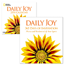 Daily Joy Inspirational Book and 2014 Wall Calendar Gift Set