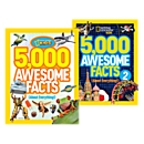 5,000 Awesome Facts (About Everything) Books Set
