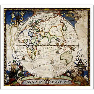 Maps of Discovery