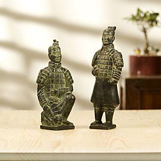Bronze Terra Cotta Warriors