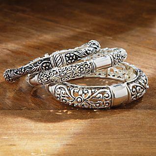 Silk Road Bracelets