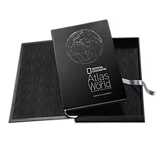 National Geographic Atlas of the World - Platinum Edition