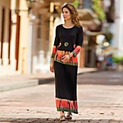 Bandhani Shirt and Skirt - Get Details
