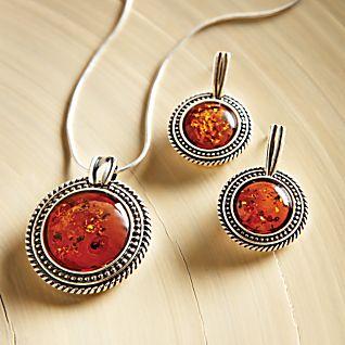 Pomeranian Amber Jewelry